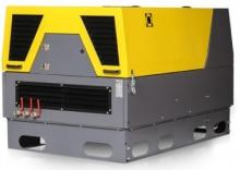 Передвижной компрессор Comprag DACS 5S