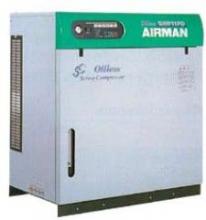 Винтовой компрессор Airman SWD120P(D)