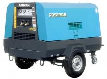 Передвижной компрессор Airman PDS130S на шасси